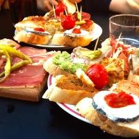 A PART OF TAPAS #1 Comptoir du Foie gras