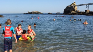 Biarritz Lifeguard Children Activities